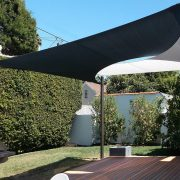 Interlocking Shade Sails
