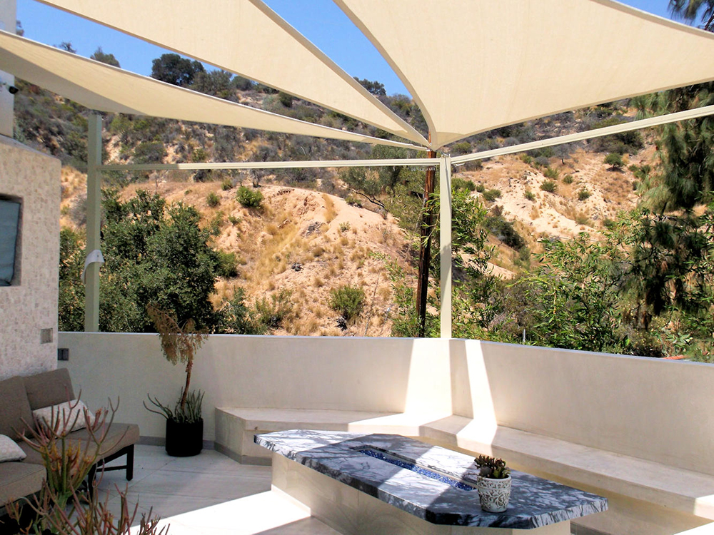 Shade Sail Patio Covers | Superior Awning