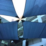 Courtyard Shade Sails