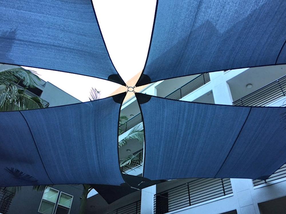 Shade Sail Patio Covers | Superior Awning
