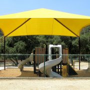 Playground Tension Structure
