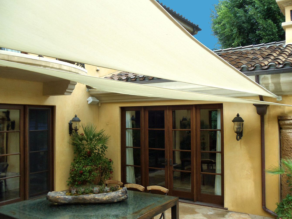 Shade Sail Patio Covers Superior Awning