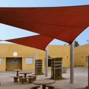 4-Point Shade Sails
