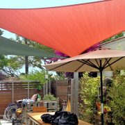 Color Block Shade Sails