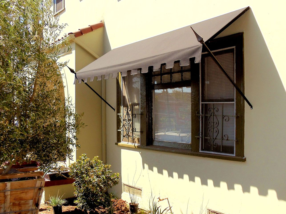 Spear Or Scroll Awnings Superior Awning