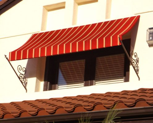 Spear Awning