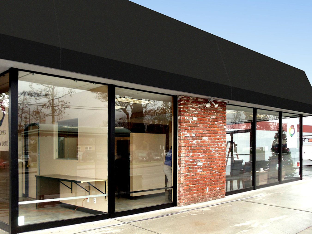 Storefront Awnings | Superior Awning
