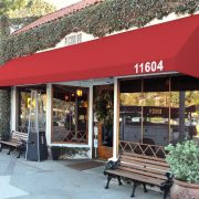 Standard Style Restaurant Awning