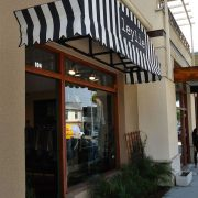 Entrance Canopy Style Storefront Awning