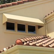 Standard Canvas Window Awning