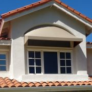 Radius Top Standard Window Awning
