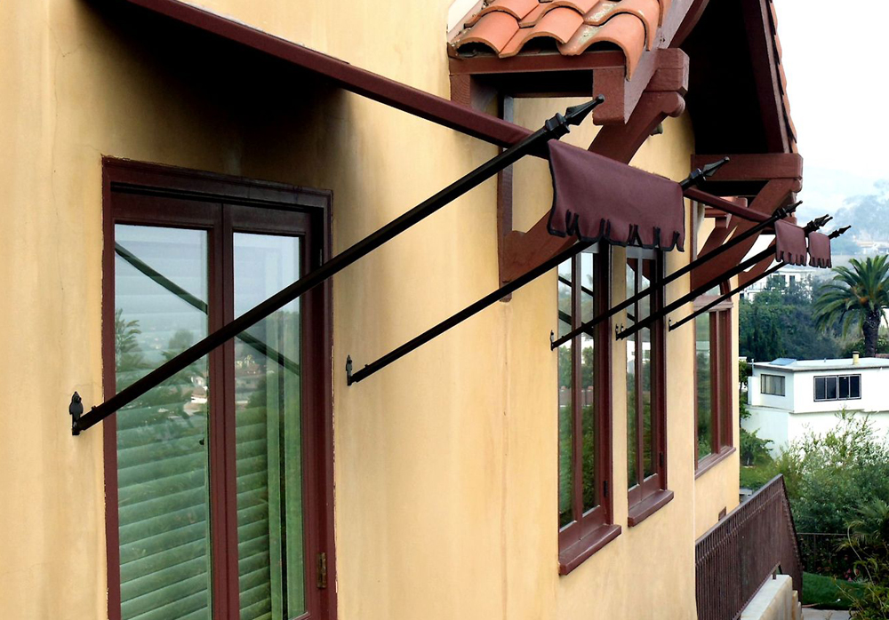 Canvas Window or Door Awnings | Superior Awning