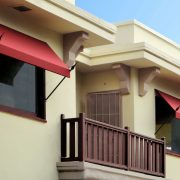 Spear Style Window Awnings