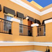 Canvas Window Awnings