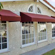 Standard Style Window Awnings