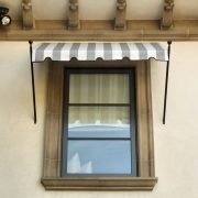 Ball Tip Window Awning