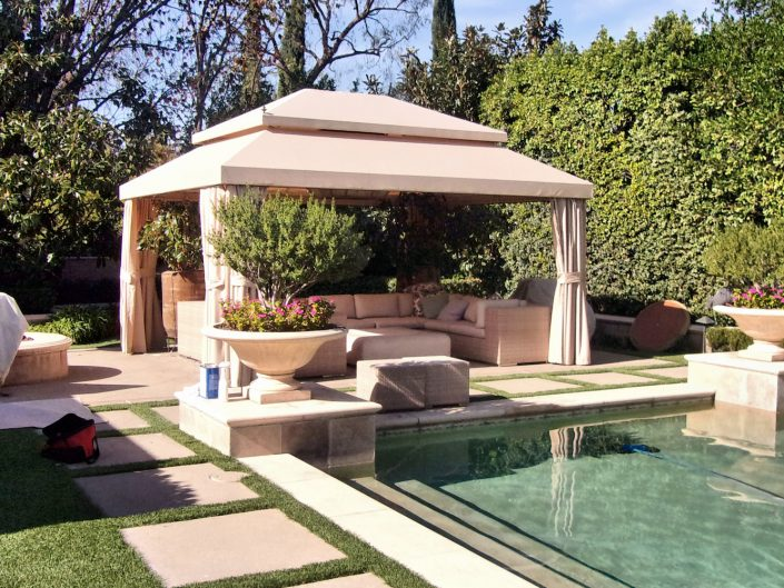 Pool Cabana & Awnings Patio Covers Cabanas +more | Superior Awning